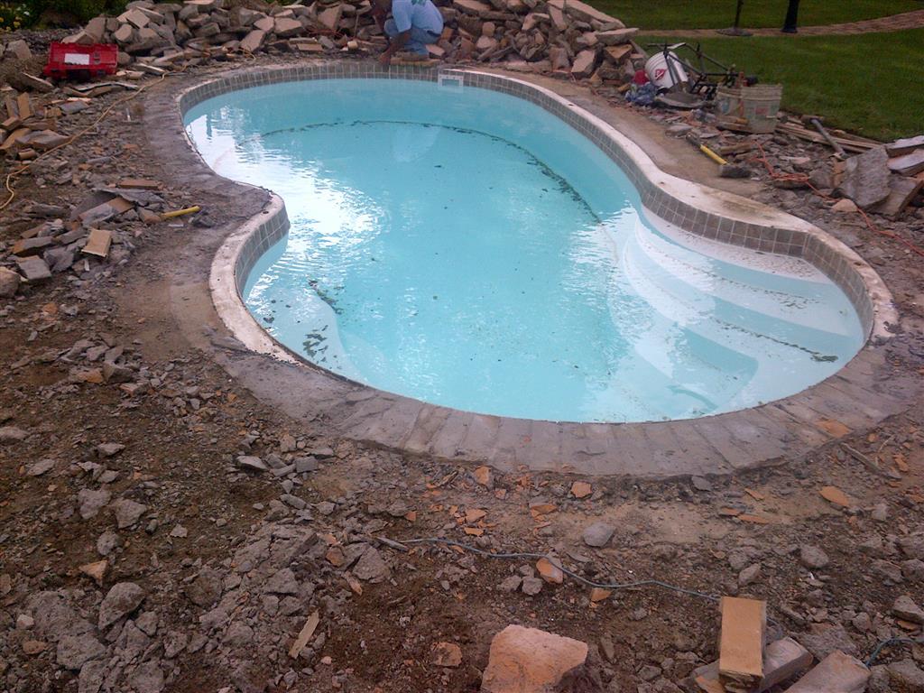 Pool Renovations Olympic Pool And Spa