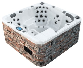 Attractive Garden Leisure Hot Tub Gl754l