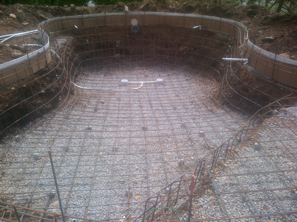 images How to Build a Concrete Pool