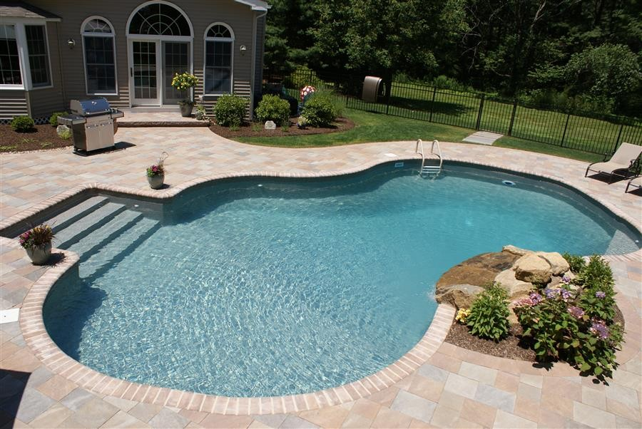 Whether You Choose A Vinyl Gunite Or Concrete Pool Will Have Many Choices Of Finishes And Styles