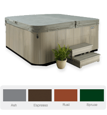 grandee-hot-tub-cover-colors