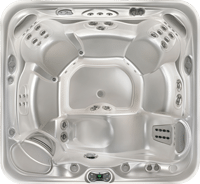 Vista Hot Tub Shell Overview